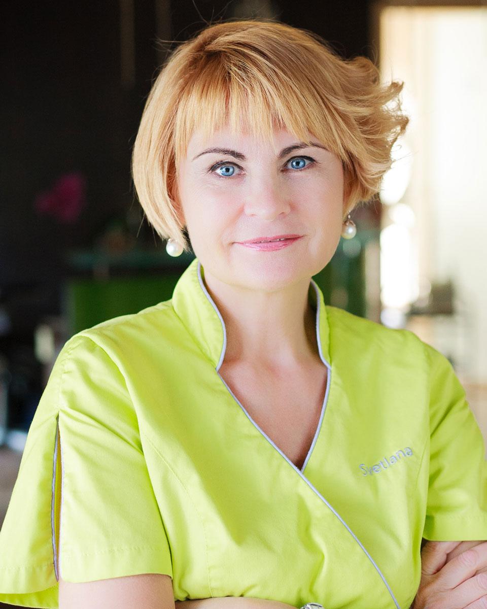 Светлана Краснапольски