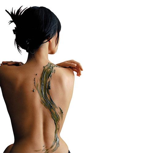 Водорослевое обертывание для похудения и коррекции фигуры