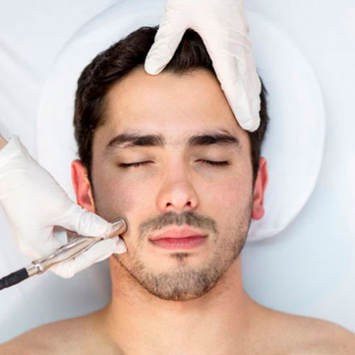 Beauty procedures for men