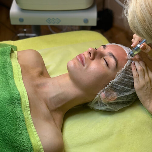 Aqua Hydra Facial Cleaning